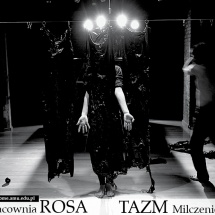 TAZM, 2014, graphic design Ala Merha, photo Jakub Wittchen