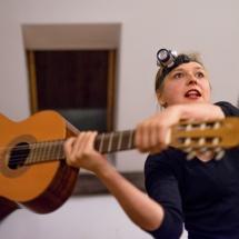 Paulina Wilczyńska, ATIS 2015 STARS, Brzezinka, photo Maciej Zakrzewski