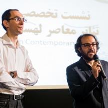 Grzegorz Ziółkowski and Mohammad Reza Aliakbari, photo Maciej Zakrzewski