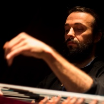 Maciej Zakrzewski, 2016, photo Eduardo González Camára