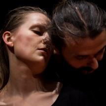 Maria Bohdziewicz and Maciej Zakrzewski, 2016, photo Eduardo González Camára
