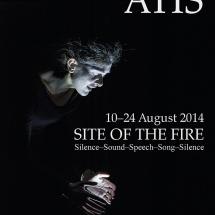 ATIS August 2014, graphic design Ala Merha, photo Maciej Zakrzewski