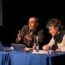 Grzegorz Ziółkowski, Claudio Santana Borquez, ATIS 2017 PULSAR, UPLA, Valparaíso, Chile. Photo Maciej Zakrzewski